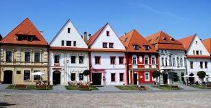 Bardejov's Guild Houses.