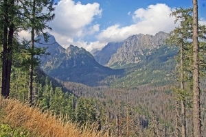 The Tatry Mountains