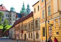 PopeJohn II was the Cardinal of Krakow and has left a legacy in the city.