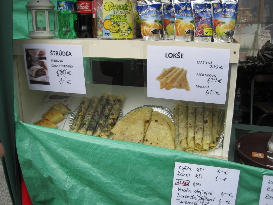 Loksa comes in many flavors.